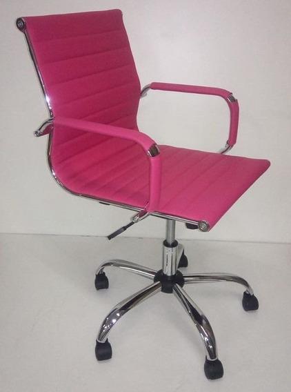 Cadeira De Escritorio Diretor Giratória Charles Eames-frete
