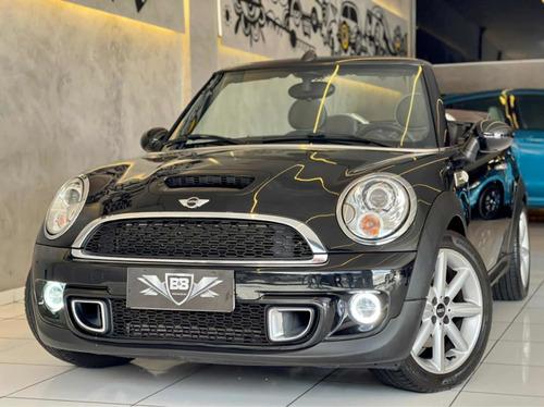 Imagem 1 de 15 de Mini Cooper 1.6 S Cabrio 2013 61.000km Com Farois Em Led