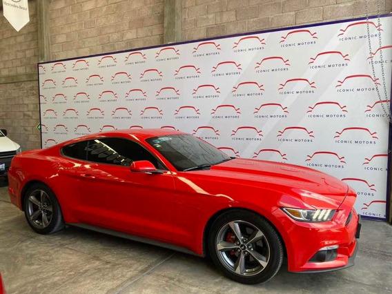 Ford Mustang 2016 3.8 V6 At