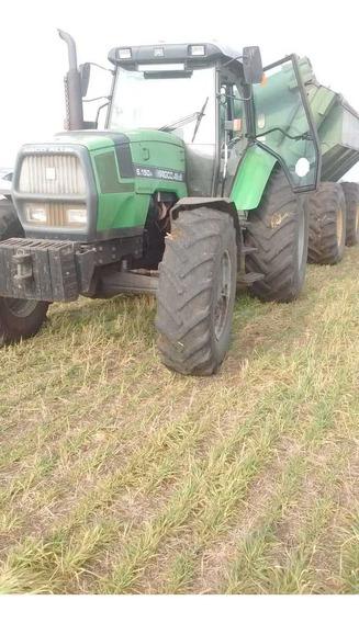 Tractor Agco Allis 6.150, Tandil!
