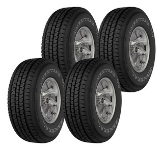 Set 4 Llantas 235/80r17 120r General Tire Ameritrac Tr