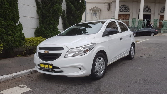 Chevrolet Onix 1.0 Joy Flex Completo Branco 2018