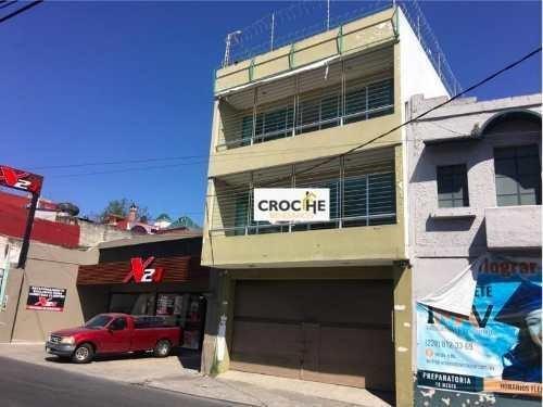 Edificio En Renta En Xalapa Colonia Centro, Oportunidad