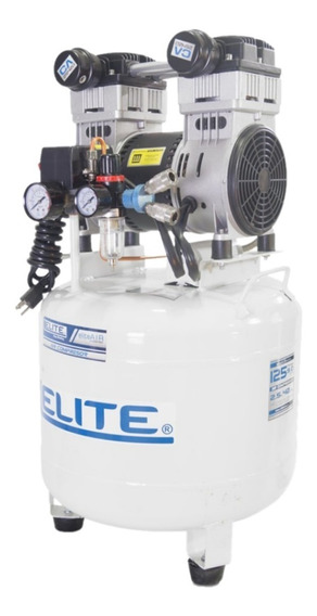 Compresor 125psi-1800rpm-40l-2.5 Elite