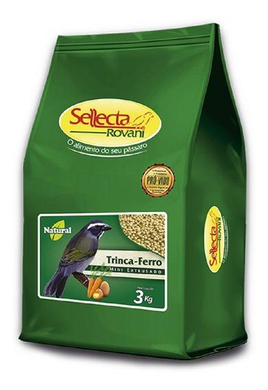 Sellecta Extrusado Natural Trinca-ferro - 3 Kg