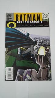 Hq Batman Gotham Knights - Ano 2000 Gibi Importado - Inglês