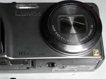 Camera Panasomic Dmc Zs8 Sem Bateria E Sem Carregador.