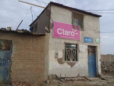 Se Vende Casa En Chiclayo Jlo Ocasion 937346785