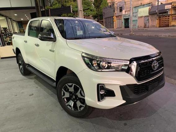 Toyota Hilux 2.8 Gr-s Cab. Dupla 4x4 Tdi Aut. 4p 2019