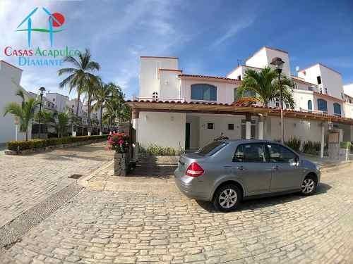 Cad Villas Playa Diamante 47. Terraza Y Jardín Privado
