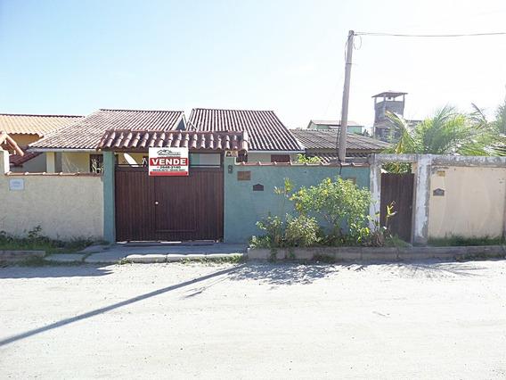 Guaratiba-maricá, Casa Bem Localizada Próximo Da Praia.