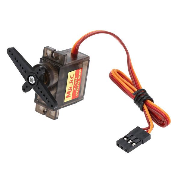 Sr. Rc M -1502 9g Completo Metal Engrenagem Digital Micro Se