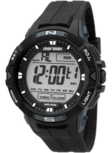 Relógio Mormaii Masculino Mo5001 8c Garantia E Nf