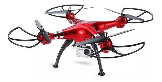 Drone Syma X8hg Câmera Hd 8mp Atitude Holder