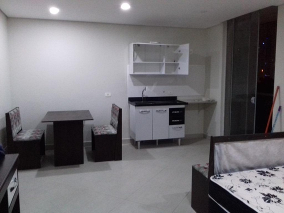Flat Com 1 Dormitório Para Alugar, 38 M² - Vila Augusta - Guarulhos/sp - Fl0009