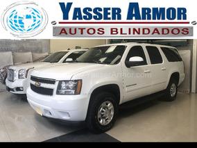 Blindada Chevrolet Suburban G 4x4 Blindaje Nivel 5 Yasser