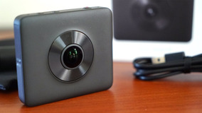 Câmera Xiaomi Mi Sphere 4k 360° Original Envio Fast