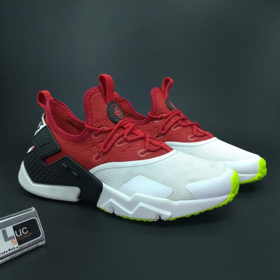 Tênis Nike Air Huarache Run Drift 100% Original