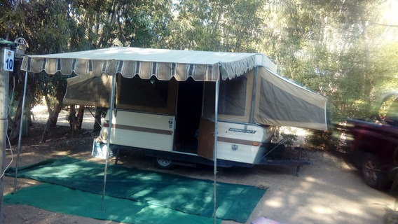Carro De Camping Pop Up, Marca Starkraft, Importado De Usa.