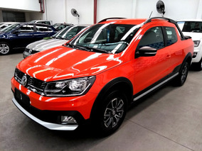 Volkswagen Saveiro Cross 0km Pack High Nueva 2018 Full 18
