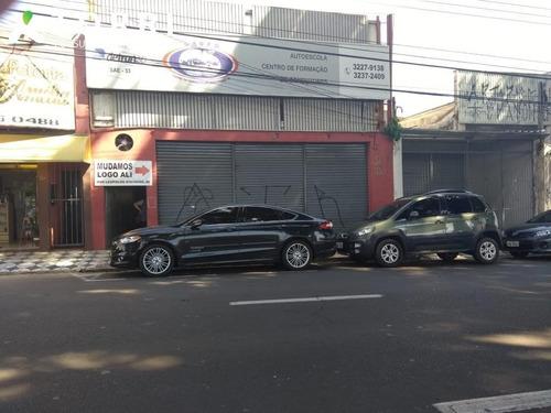 Imagem 1 de 18 de Salão Comercial À Venda No Além Ponte, Sorocaba, Sp - Sl00009 - 34473912