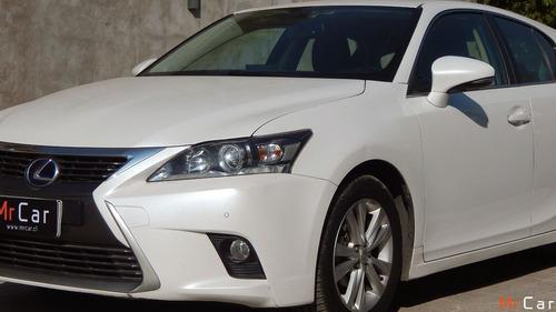 Lexus Ct200h Híbrido 2015