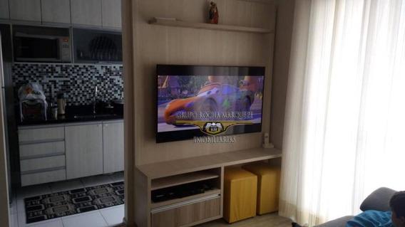 Apartamento À Venda, 48 M² Por R$ 240.000,00 - Jardim Vila Formosa - São Paulo/sp - Ap2216