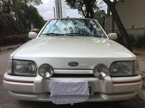 Ford Escort Xr3 Para Colecionador - 1992