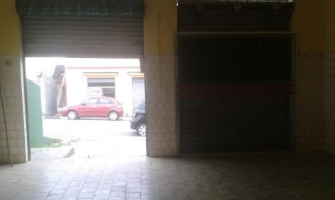 Salao Comercial Em Braz Cubas - Loc187023