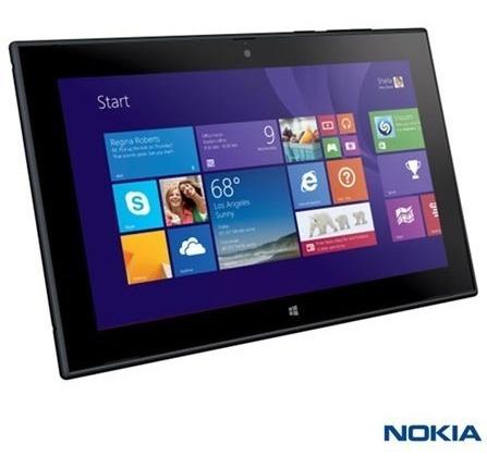 Tablet Nokia Lumia 2520 Com Carregador- Usado Poucas Vezes