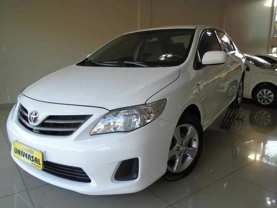 Toyota Corolla Gli 1.8 16v 4p (flex)