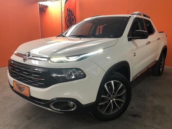 Fiat Toro Volcano 2.0 16v 4x4 Tb Diesel Aut. - Branco -...