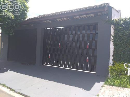 Imagem 1 de 16 de Casa Térrea 3 Quartos À Venda No Jardim Bela Vista - Ca04918 - 34895166