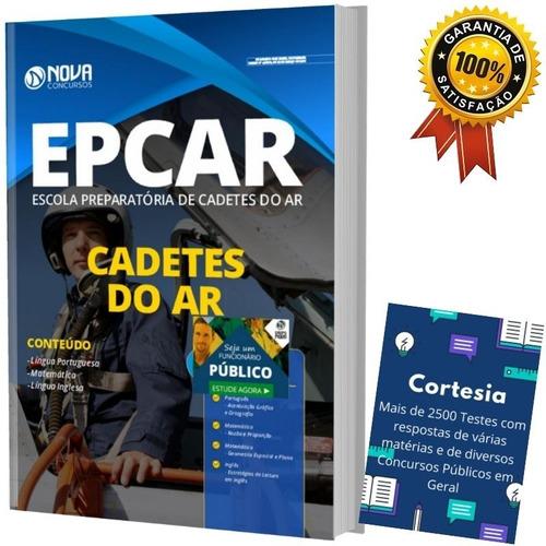 Apostila Epcar Aeronáutica Fab Força Aérea - Cadetes Do Ar