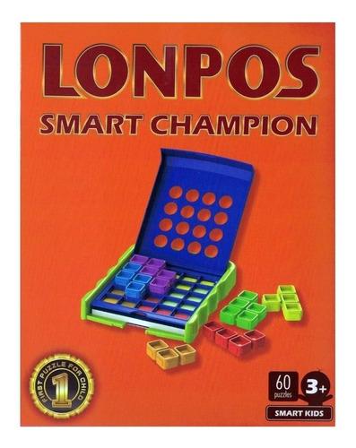 Juego De Destreza: Lonpos Smart Champion