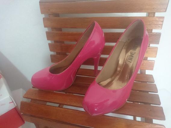 Sapato Pink Luciana Gimenez Miucha