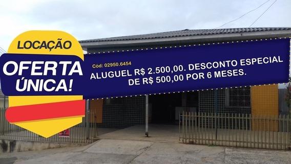 Comercial Para Alugar - 02950.6454