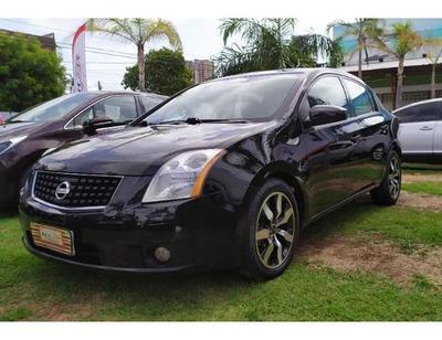 Nissan Sentra 2.0 Flex 16v Mec.