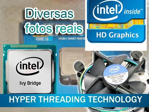 Intel Core I3 Completo Model 3250 Clock Processador 3,5 Ghz