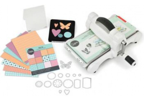 Sizzix -  Big Shot Com Kit Inicial - Big Shot Starter Kit