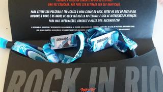 2 Ingressos Inteira Rock In Rio 04/10/19