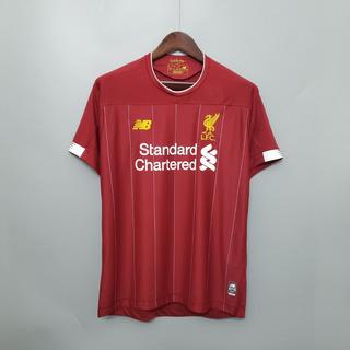Camisa Liverpool Home 19/20 Frete Grátis Pronta Entrega