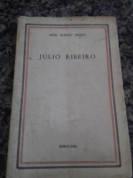 Livro Júlio Ribeiro - Sorocaba - José Aleixo Irmão