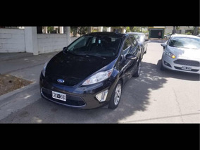Ford Fiesta Kinetic Design 1.6 Design 120cv Titanium 2013