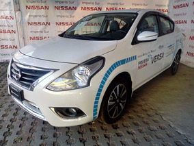 Nissan Versa 1.6 Exclusive Navi At 2019