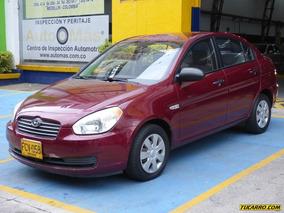 Hyundai Accent Vision Gls At 1.4 4p 16v