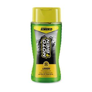 Shampoo Con Cera Autobrillante Moto O Carro