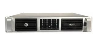 Amplificador Potencia Sts 4x2000 4 Canales 2000w 2 Ohms 6pag