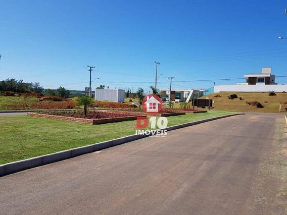 Terreno À Venda, 441 M² Por R$ 105.000,00 - Primeira Linha - Criciúma/sc - Te0812