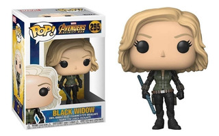Funko Pop! Black Widow #295 - Avengers Infinity War